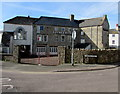 SY2998 : Former George Hotel, Axminster by Jaggery