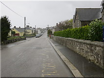 SW6637 : New Road in Troon by Peter Wood
