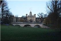 TL4458 : Trinity Bridge by N Chadwick