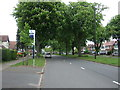 SP1080 : Bus stop on Highfield Road, Yardley Wood by JThomas