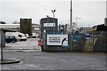 SX4854 : Plymouth Fisheries by N Chadwick