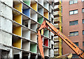 J3373 : Nos 9-11 Brunswick Street, Belfast - May 2017(1) : Week 20