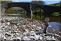 SD6296 : Crook of Lune Bridge : Week 19