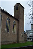 SX4754 : Roman Catholic Church of Christ the King by N Chadwick