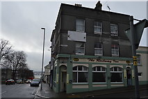 SX4555 : The Railway Inn by N Chadwick
