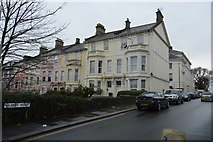 SX4555 : Houses on Albert Rd by N Chadwick