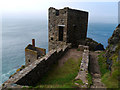 SW3633 : The Crowns Mine Botallack by Chris Gunns