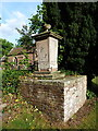 SJ7602 : The Roden monument in Ryton churchyard by Richard Law