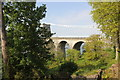 SH5571 : View towards Menai Suspension Bridge by Jeff Buck
