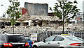 J3375 : The Philip House site, Belfast - June 2017(1) by Albert Bridge