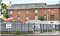 J3375 : The Philip House site, Belfast - June 2017(2) by Albert Bridge