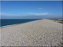 SY6873 : On Chesil Beach by Gareth James