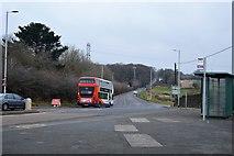 SX5062 : Tavistock Rd, A386 by N Chadwick
