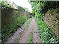SE0339 : High Field Lane in Oakworth by Peter Wood