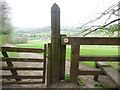 SU7890 : Stile and Gate looking towards Fingest by David Hillas