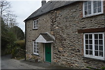 SX4760 : North Cann Cottages by N Chadwick