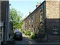 SK3447 : Crown Terrace, Belper by Alan Murray-Rust