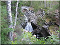 NN8166 : Lower Bridge, Falls of Bruar by G Laird