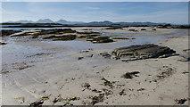 NR3687 : Traigh Uamha Seilbhe, Oronsay by Julian Paren