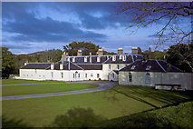 NR3996 : Colonsay House by Julian Paren