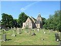 SJ9047 : St Mary's Church, Bucknall by David Weston