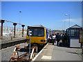 SD4060 : Train at Heysham Port railway station by Richard Vince