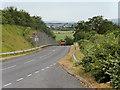 SP0747 : B4510 at Cleeve Hill by David Dixon