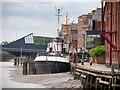 TA1028 : River Hull, The Arctic Corsair by David Dixon
