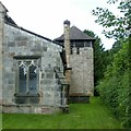 SK4044 : Church of St John the Baptist, Smalley by Alan Murray-Rust