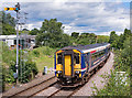 NY5559 : 156476 entering Brampton station - July 2017 : Week 28