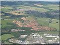 NT0873 : Greendykes shale bing by M J Richardson