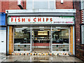 SJ7995 : Parkers of Salford, Quality Fish & Chips : Week 28
