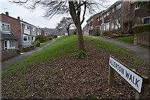 SX4957 : Allerton Walk by N Chadwick