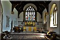 SP7520 : Quainton, Holy Cross and St. Mary Church: The chancel by Michael Garlick
