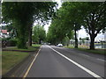 SP0683 : Looking north east on Pershore Road (A441) by JThomas