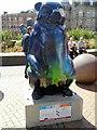 SP0686 : Birmingham Big Sleuth Solar Polar Bear by Roy Hughes