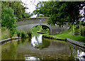 SJ5948 : Starkey's Bridge north of Wrenbury in Cheshire by Roger  Kidd