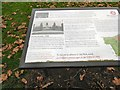 SJ8495 : Whitworth Park Information Board by Gerald England