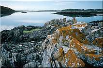 NR3789 : The Strand between Colonsay and Oronsay by Julian Paren