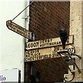 SK4642 : Fingerpost, Bath Street, Ilkeston : Week 32