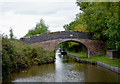 SJ6154 : Lee's Bridge north of Burland in Cheshire by Roger  Kidd