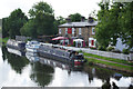 TQ0483 : Grand Union Canal, Uxbridge by Stephen McKay