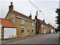 SE9222 : West End, Winteringham, Lincolnshire by Bernard Sharp