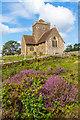 TQ0248 : St Martha's Church by Ian Capper