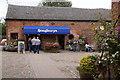 SJ6254 : Snugbury's Ice Cream, Park Farm, Nantwich by Mike Pennington
