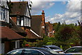 TQ3093 : Suburban houses, Bourne Avenue, Southgate by Christopher Hilton