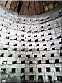 TV5999 : Interior of Motcombe dovecote by PAUL FARMER