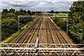 SJ6958 : Railway by Peter McDermott