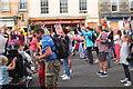 NT2540 : Dancing in the street, Peebles (2) by Jim Barton