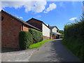 SJ5574 : Farm on Beech Lane near Kingsley by Gary Rogers